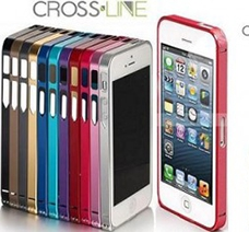 Ốp Sườn - Khung Hợp Kim Nhôm Cho Iphone 5
