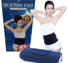 Đai quấn nóng Heating Pad Giảm Mở Bụng Hiệu Quả