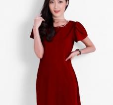 Đầm Suông Tay Cánh Tiên