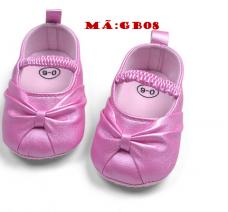 Giày Tập Đi Cho Bé Gái 0-18 Tháng
