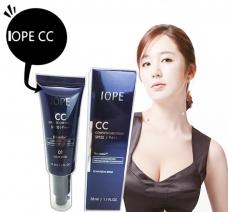 Kem Nền IOPE CC Complete Care Cream SPF35 PA++