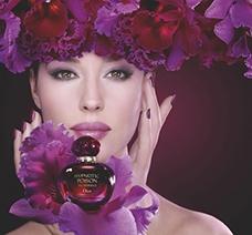 Nước hoa nữ Dior Poison phong cách bí ẩn, mê hoặc