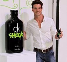 Nước hoa CK Shock nam tính, thanh lịch