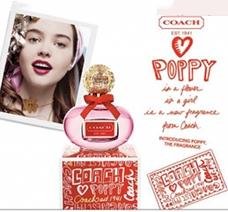 Nước hoa nữ Coach Poppy phong cách nhẹ nhàng, nữ tính