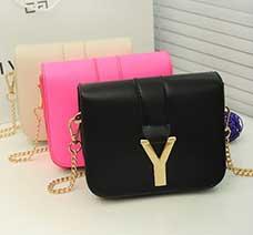 Túi xách mini đeo chéo chữ Y