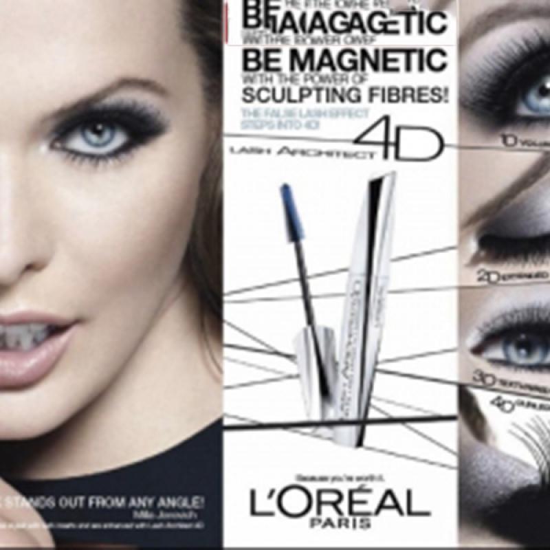 Mascara Loreal 4D