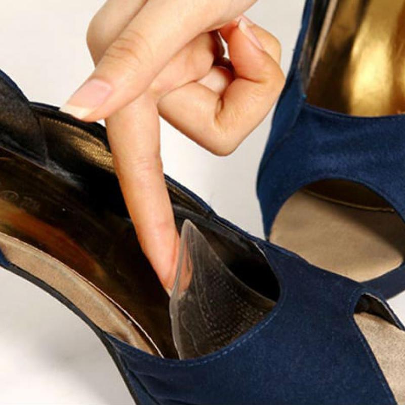 Bộ 8 Miếng Lót Giày Silicon Cho Dáng Đi Mềm Mại