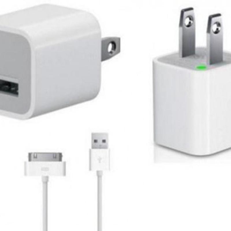Đầu Sạc Zin Cho iPhone - Có Điện Trở Giúp Dòng Điện Ổn Định