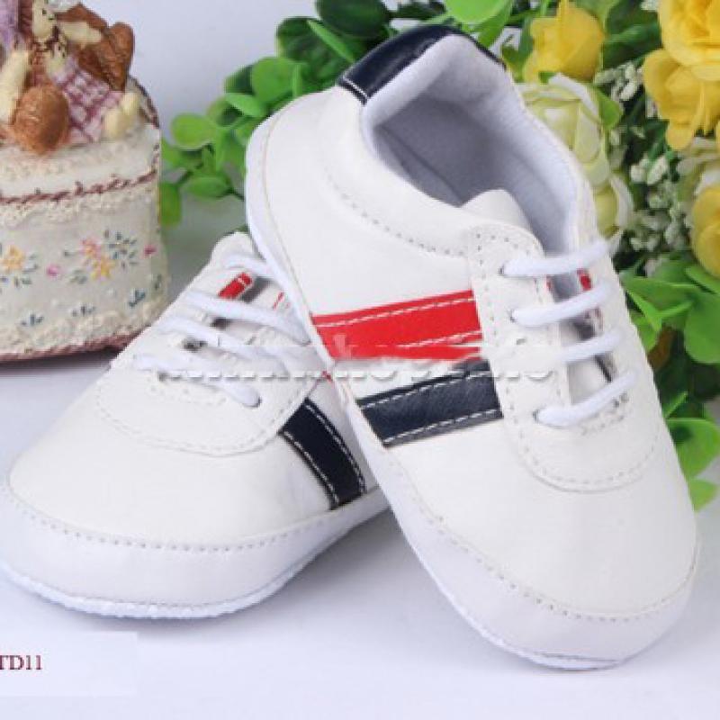 Giày Vải Tập Đi Cho Bé Trai 0 – 12 Tháng
