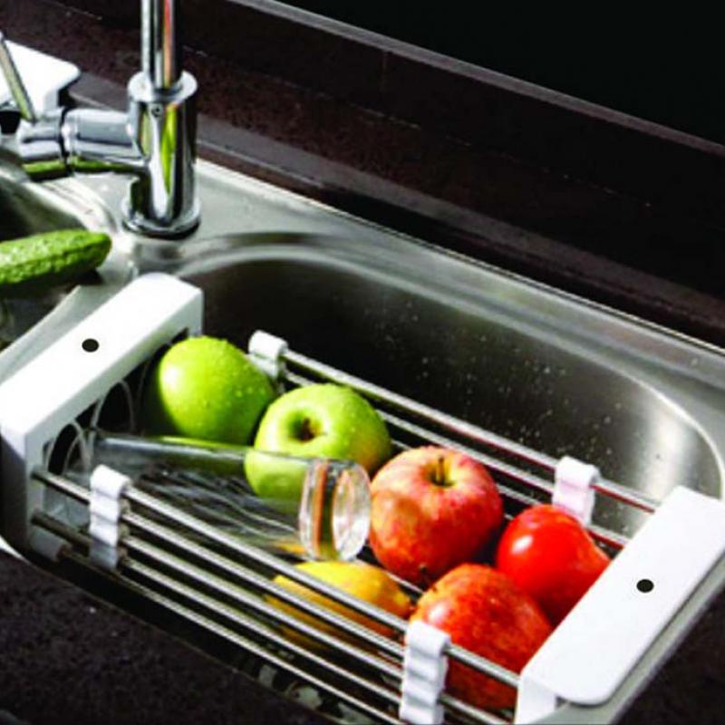 Kệ inox để bồn rửa chén Prota tiện dụng