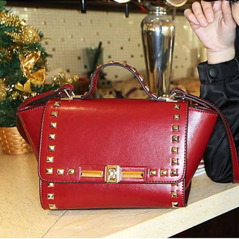 Túi xách mini nạm đinh kiểu MK thời trang