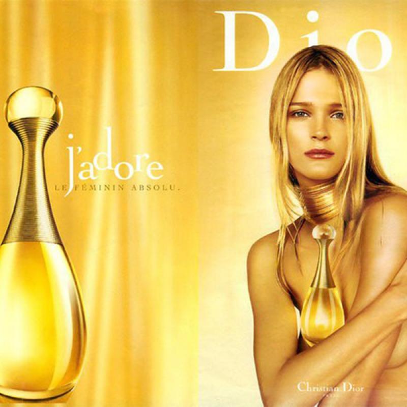 Nước hoa Dior Jadore phong cách tự tin, gợi cảm