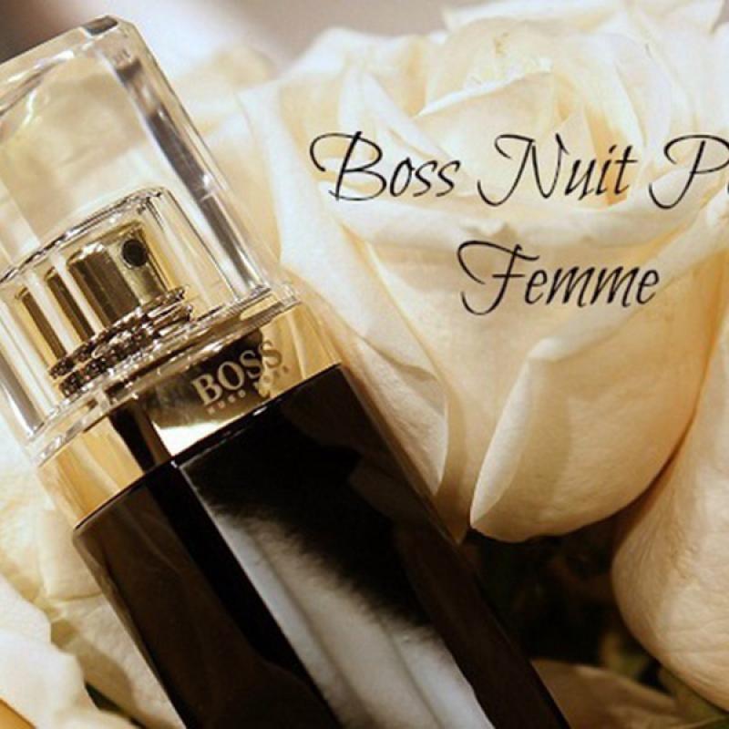 Nước hoa nữ Boss Nuit