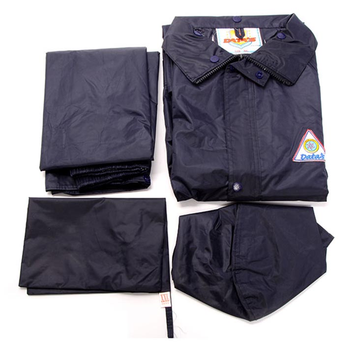 123mua Bộ Quần áo đi mưa vải dù siêu bền