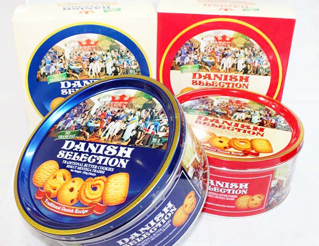 Siêu Giảm Giá Bánh Danish Selection Malaysia 454gr Malaysia giá rẻ
