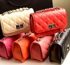 Túi xách mini dây xích xinh xắn giá rẻ