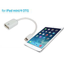 123mua Cáp Lightning USB OTG Cho iPad 4, iPad Mini, iPhone 5