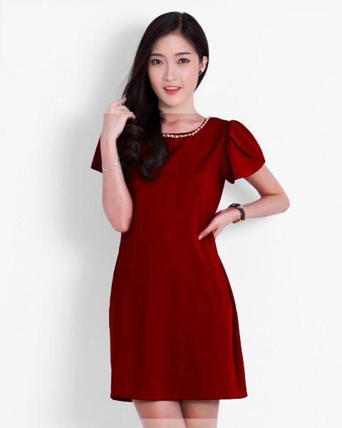 Đầm Suông Tay Cánh Tiên giá rẻ