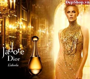 Nước hoa Dior Jadore phong cách tự tin, gợi cảm giá rẻ