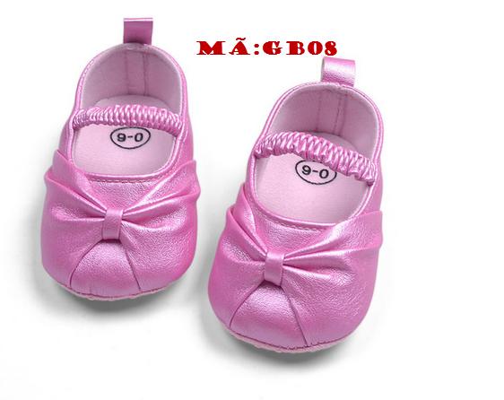 Giày Tập Đi Cho Bé Gái 0-18 Tháng giá rẻ
