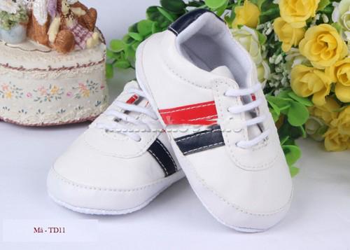 Giày Vải Tập Đi Cho Bé Trai 0 – 12 Tháng giá rẻ