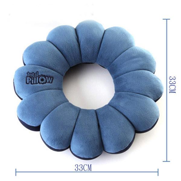 123mua Gối tựa lưng ToTal Pillow 5 in 1 Tiện Dụng Mọi Lúc Mọi Nơi