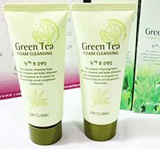 Sữa rửa mặt Green Tea Foam Cleansing Hàn Quốc giá rẻ