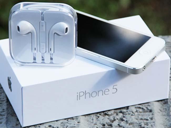 Tai nghe Iphone 5 Hàng Loại 1 Chất Lượng giá rẻ