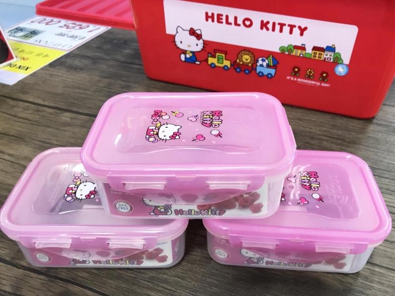 123mua Hộp Nhựa Đựng Cơm Lock&Lock Hello Kitty..