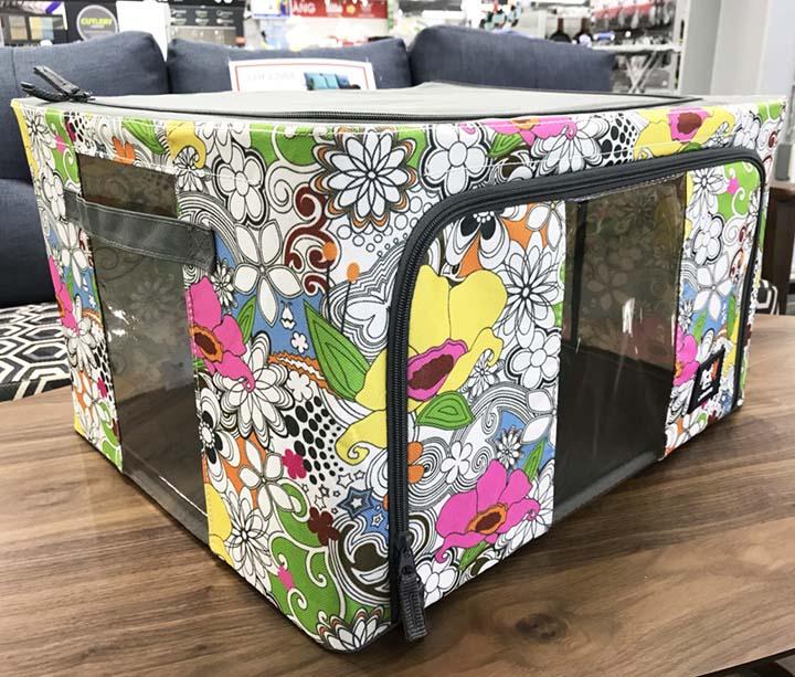 Tủ Vải Đựng Đồ Lock&Lock Living Box 66L Hàn Quốc giá rẻ