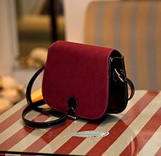 Túi xách đeo chéo da phối lộn thời trang giá rẻ