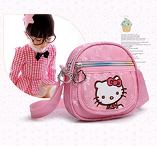 123mua Túi Đeo Chéo Hello Kitty