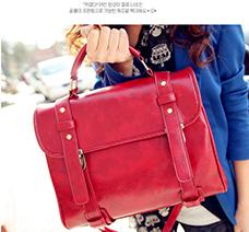 Túi xách công sở nắp cài 2014 giá rẻ