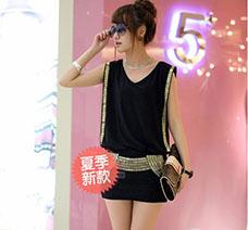 Đầm Đính Kim Sa cho bạn gái thêm thon gọn, quyến rũ giá rẻ