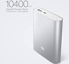 Pin Sạc Dự Phòng Xiaomi MI 10400Mah Chính Hãng giá rẻ